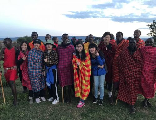 Lui Che Woo College Successfully Organized Service-Learning Trip to Africa