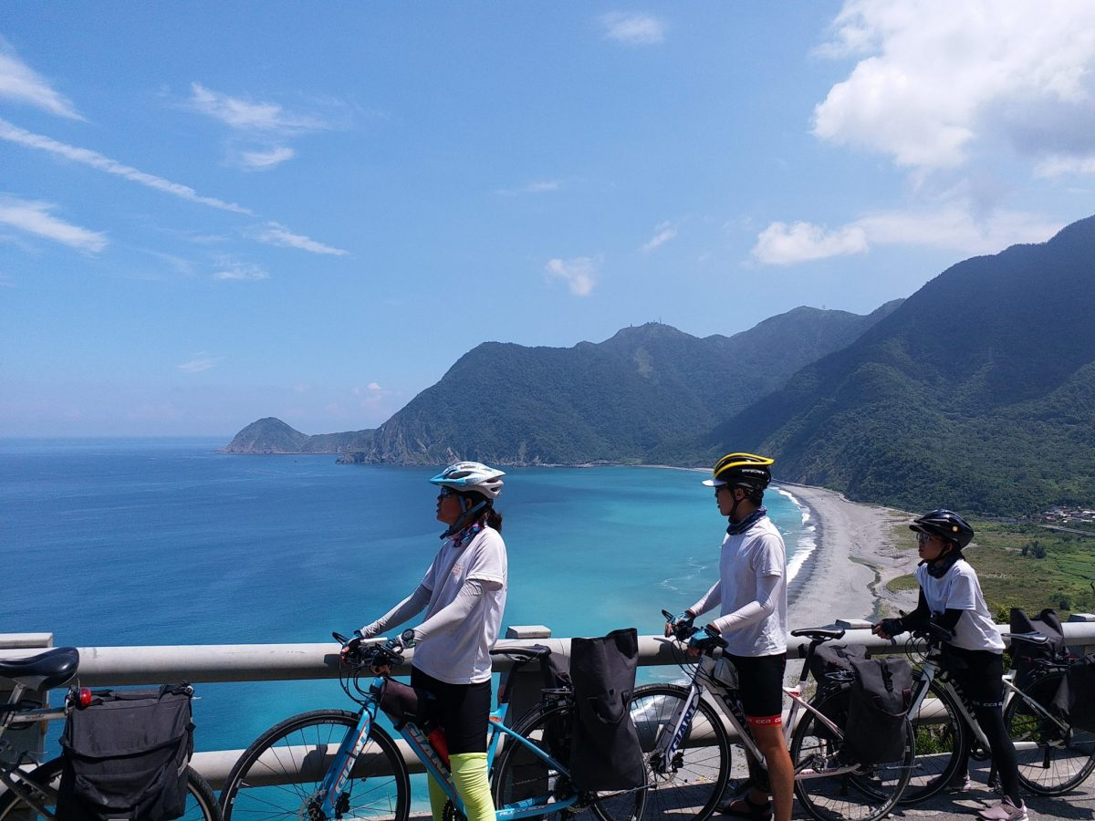 Lui Che Woo College Successfully organized 1200km Cycling Trip in Taiwan