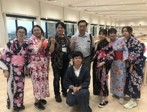 呂志和書院學生到訪日本帝京大學及東京大學
