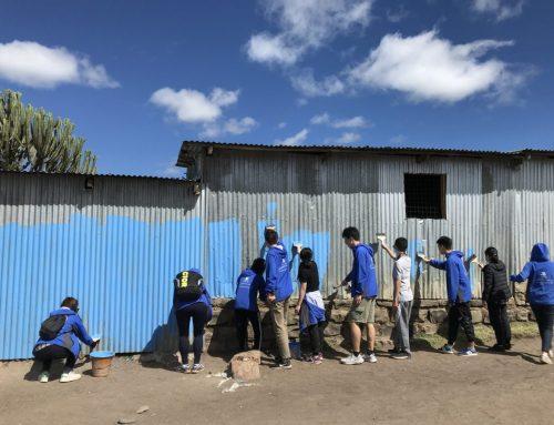 非洲服務學習 2019